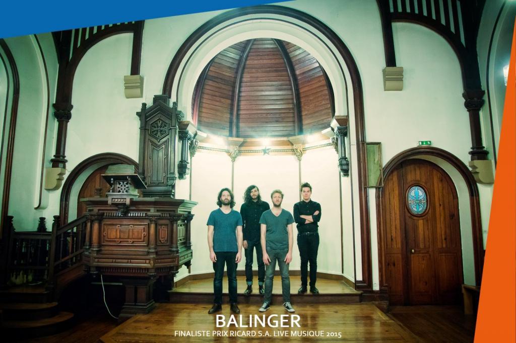 Balinger par Rod Maurice