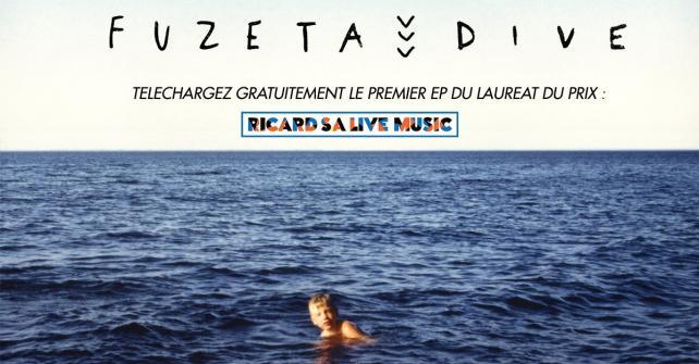 Téléchargez gratuitement le premier EP de FUZETA