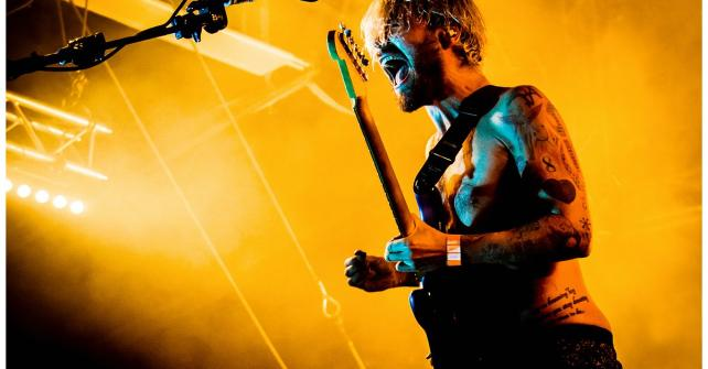 Biffy Clyro - festival soirs d'été by Ricard S.A Live Music - Photo: Rod Maurice