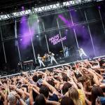 Naive New Beaters / Photo : Rod Maurice - Nos coups de coeur pour Garorock 2017 avec Lysistrata !