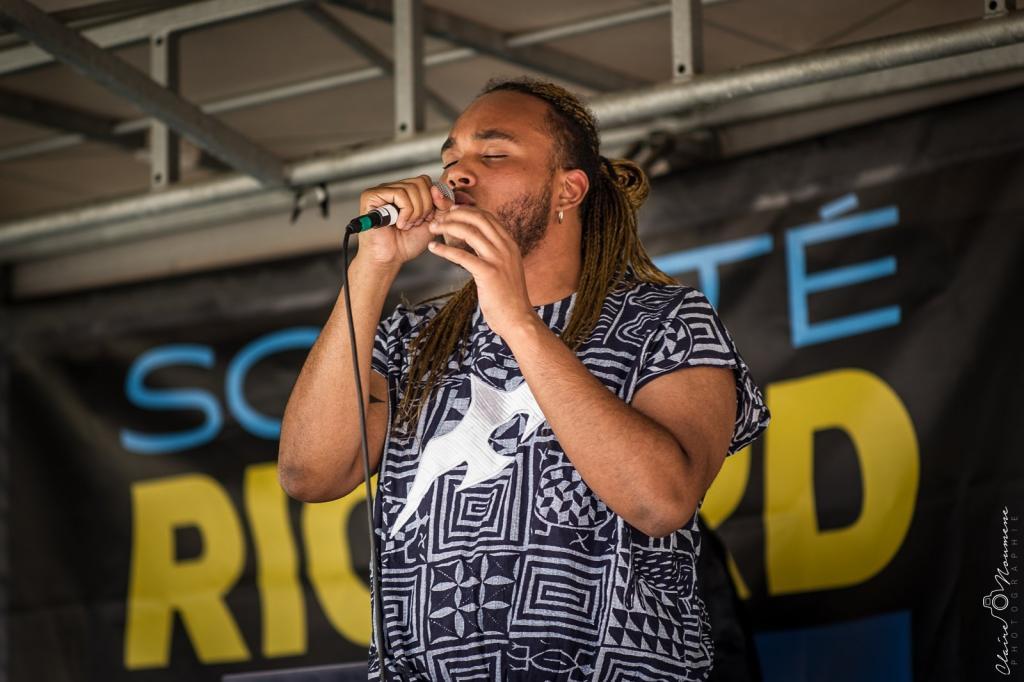 Fang The Great, finaliste du prix Société Ricard Live Music au Timelapse Festival à Toulouse