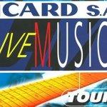 Tournée Ricard S.A Live Music 1997