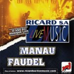 Tournée Ricard S.A Live Music 2001