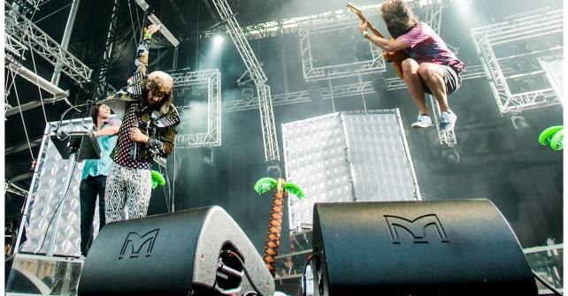 Naive New Beaters - Festival soirs d'Ete by Ricard S.A Live Music - Photo by Rod Maurice